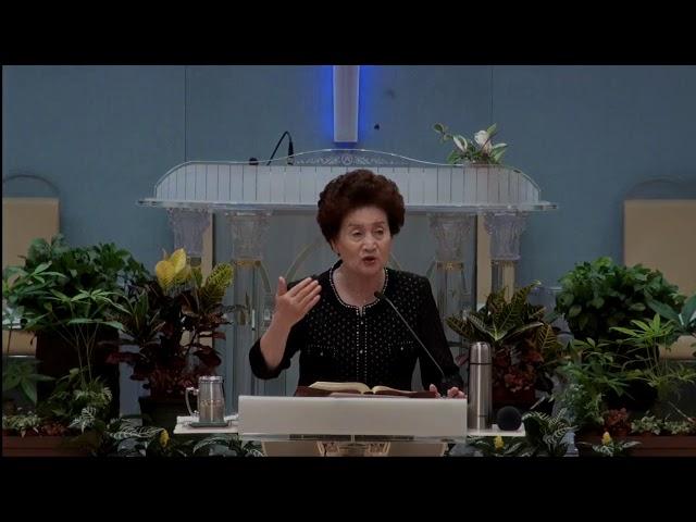 하나님의 기쁘신 뜻을 알 수 있는 영감을 구하라 (아멘충성교회 이인강목사님)