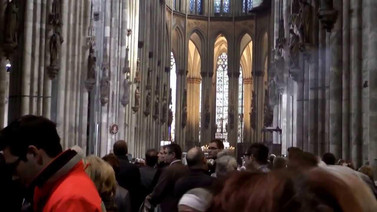 Gottesdienst Kölner Dom Heute