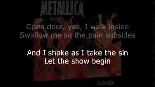 Metallica The House Jack Built Lyrics HD