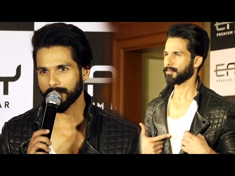 Shahid Kapoor At EAZY Innerwear Brand Launch | FULL HD VIDEO