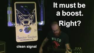 "Earthquaker Devices ""Speaker Cranker"" overdrive"