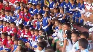 COLEGIO FRANCISCO DE PAULA SANTANDER EL ZULIA, 2014 INTERCLASES PRIMARIA 1