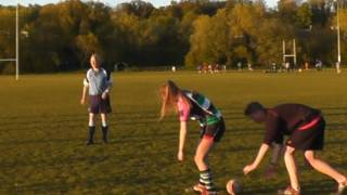 Touch Rugby Rules Video