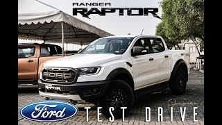 First Drive | 2018 Ford Ranger Raptor