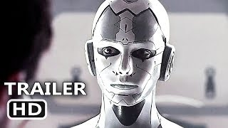 ARCHIVE Official Trailer (2020) Theo James, Rhona Mitra Sci-Fi Movie HD