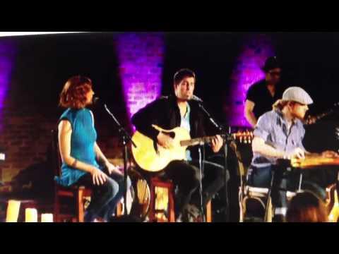 "Jeremy Camp ""Let it Fade"" live from Nashville TN"