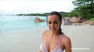 Victoria's Secret Model Sarah Stephens    WorldSwimsuit xxx