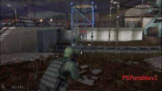 Socom Fireteam Bravo 3 Full PSP Game - Single Player Gameplay! HD!