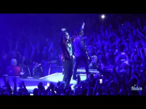 Avenged Sevenfold at NEC Genting Arena Birmingham 13th Jan 2017