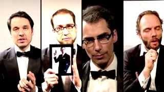 Bond Song Evolution - MAYBEBOP