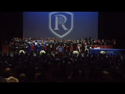 Riverwood International Charter School Graduation 2018 Live Stream