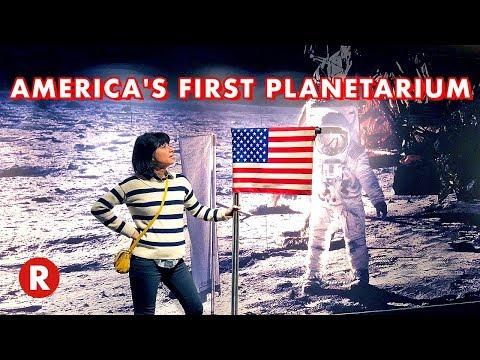 This Is America's First Planetarium // Adler Planetarium in Chicago, IL