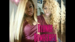 The Glam'More Collection: How To Go Blonde w/ Raw Indian Hair