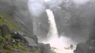 Водопад Куркуре. Джип туры на Алтай.(, 2013-01-31T03:09:53.000Z)