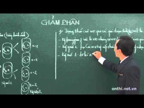Bai 9  Giam phan