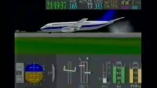 97南航空难官方模拟视频