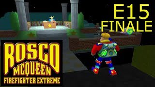 E15 I Guess That's It Let's Play Rosco McQueen Firefighter Extreme Runaround Blind