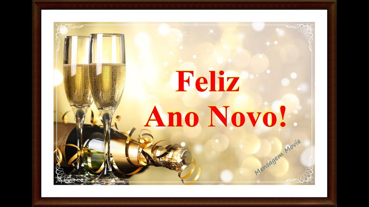 Mensagem De Feliz Ano Novo
