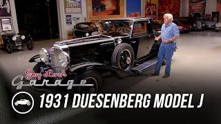 homepage tile video photo for 1931 Duesenberg Model J LaGrande Coupe - Jay Leno's Garage