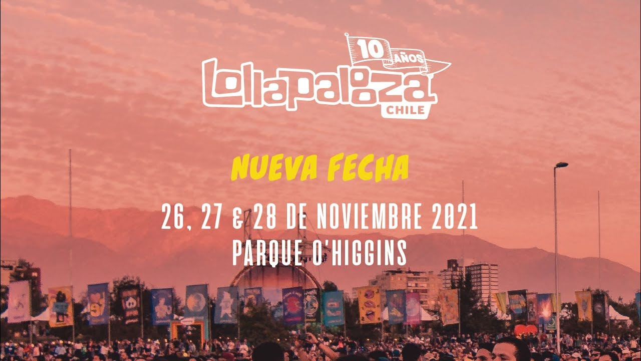 Lollapalooza Chile 2021