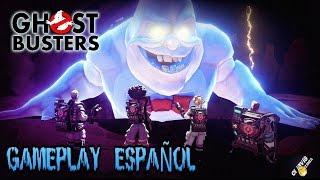 Ghostbusters Gameplay PC 2016 Full Español (los cazafantasmas)