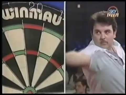 Phil Taylor vs. Rod Harrington - 1991 BDO Winmau World Masters FINAL