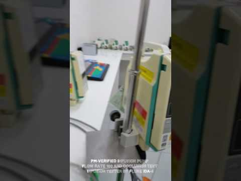 PM-VERIFIED Infusion pump TE-171, TE-172 by IDA-4/part#2