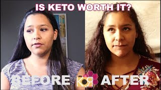 My Thoughts on Keto: 2 Weeks In VS. 6 Weeks In | 15 lb. Weight Loss