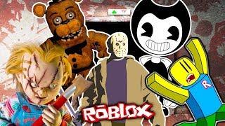 Roblox страшный лифт)))Как страшно!Ужасы класс...:Р