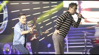Yo Soy: Raúl Romero y Chayanne divirtieron a todos en su más reciente gala