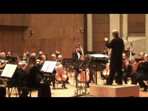 (1) Donald Sosin: 3 Psalms for Orchestra