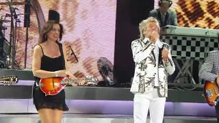 Maggie May LIVE Rod Stewart 7-25-17 PNC Arts Center, Holmdel, NJ