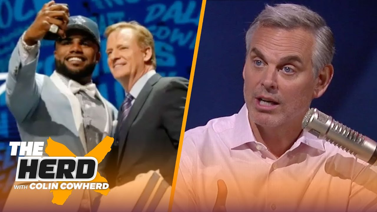 Colin Cowherd reveals his favorite sporting events that don't involve a game   THE HERD