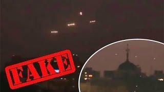 El Fraude del vídeo del avistamiento masivo de Ovnis en Lima, Perú - Explicación del caso
