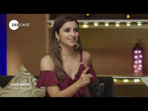 Café Shots | Quickie Round With Parineeti Chopra | Starry Nights 2.OH!