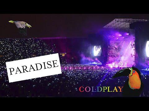 Coldplay - Paradise [Live At Estadio Nacional, Chile] [Multi-Cam]