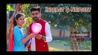 BEST PRE WEDDING EVER | INDERJEET AND NRIPJEET | REAL LOVE STORY | PUNJABI LATEST PRE WEDDING 2019