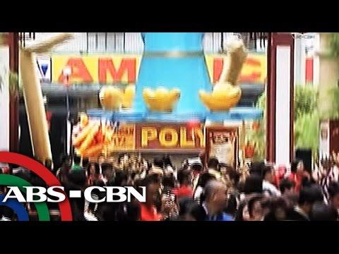 TV Patrol: PANOORIN: Selebrasyon ng Chinese New Year sa Binondo