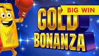 Gold Bonanza Slot - BIG WIN, ALL FEATURES!