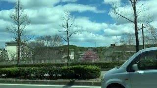 京都市西京区洛西ニュータウンです。 バスに乗車しながら動画を撮影致し...