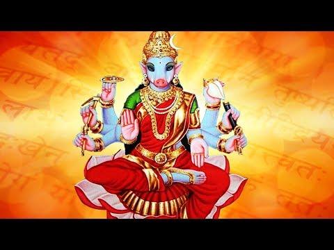 Sri Varahi Sahasranamam   1000 Names Of Goddess Varahi Devi (With Lyrics)   Most Powerful Mantra