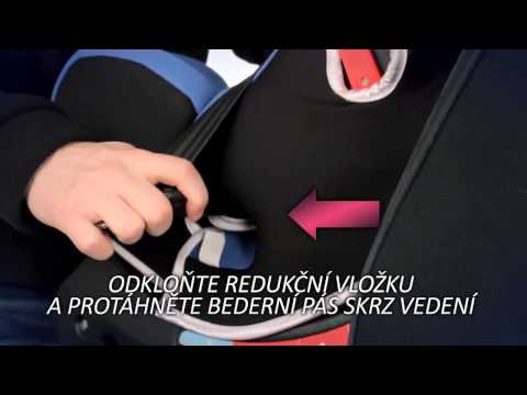 Автокресло CARETERO Scope видео инструкция