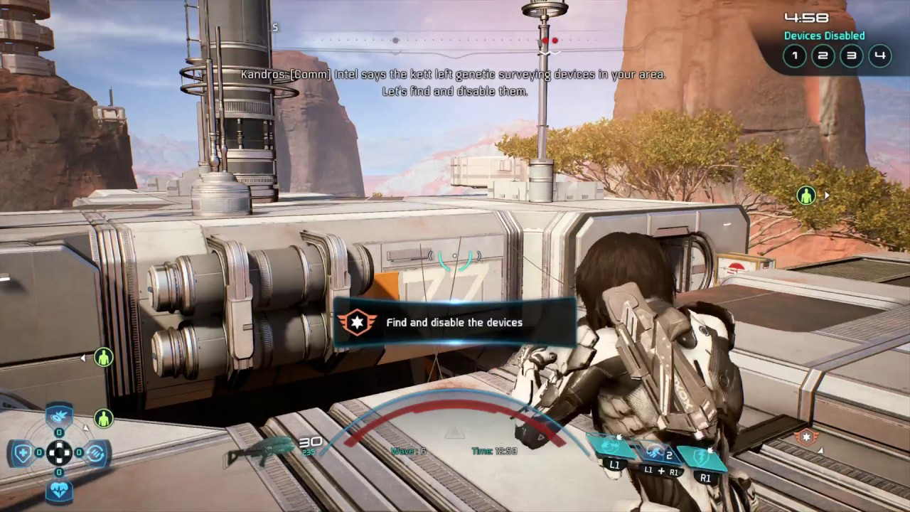 Mass Effect Andromeda Coop Campaign