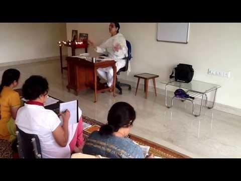 Mrs Niloofer Giri Bhagavad Gita Ch 6 Verses 5-8 Pune morning Class Sun 25 Aug 2013 PART 2