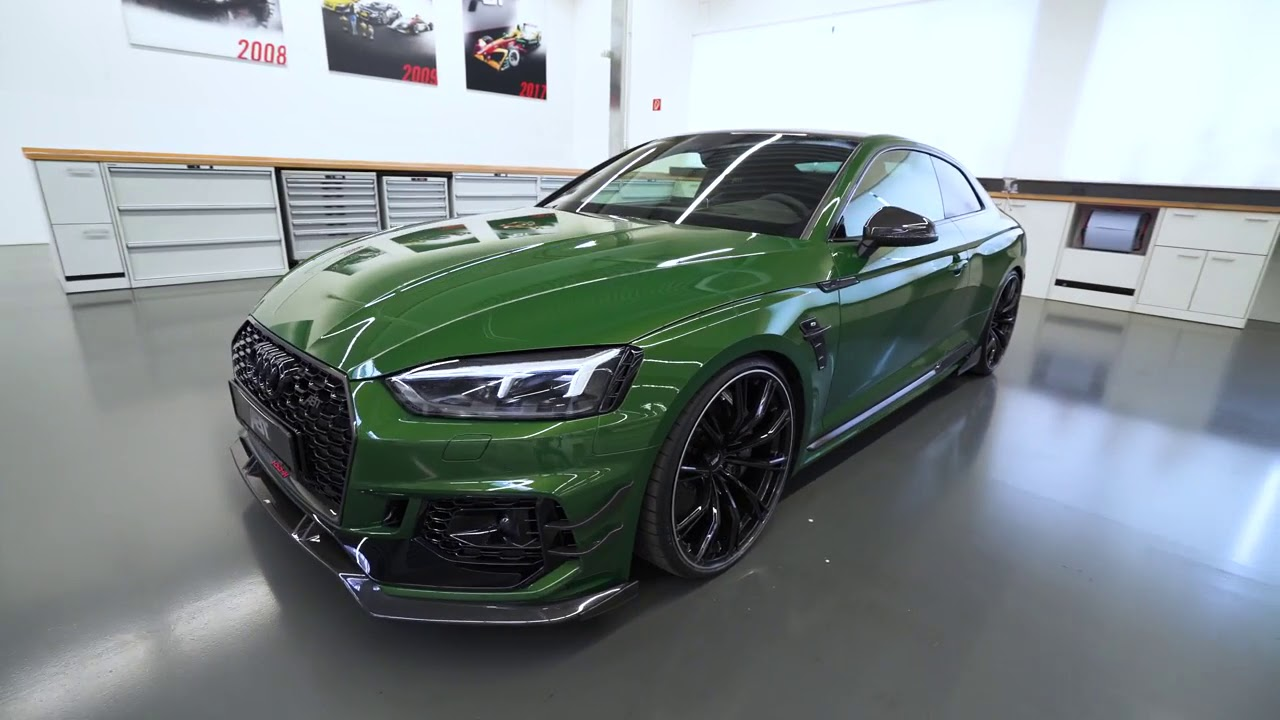 2018 Abt Audi Rs5 R Limited To 50 Cars Worldwide Youtube