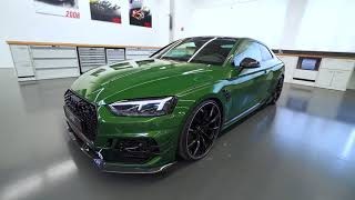2018 ABT Audi RS5 R   (Limited To 50 Cars Worldwide)