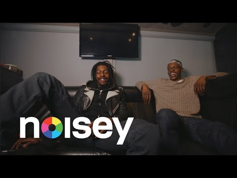Doing Acid In Front Of Cops - Flatbush Zombies Vs The Underachievers - Back and Forth