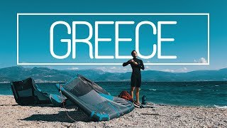 Kitesurf: This Is Greece