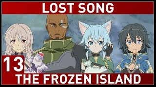 THE FROZEN ISLAND FLOSSHILDE | Hard Mode Let