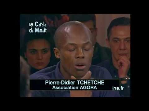 Banlieues : PierreDidier TchéTché au Cercle de Minuit 1996